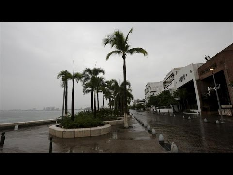 Hurricane Patricia | One Of Strongest Storms Ever, Slams Into Mexico