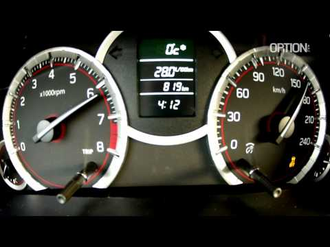 200 km/h with the new Suzuki Swift Sport (Option Auto)
