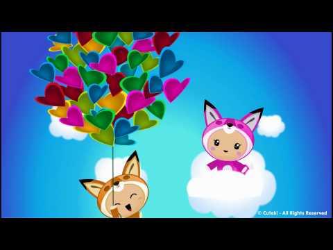 Cuteki: El Cazador de Corazones (postal animada)