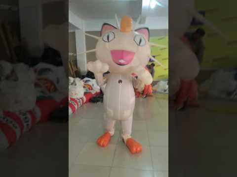 Inflatable Japanese Cartoon 3