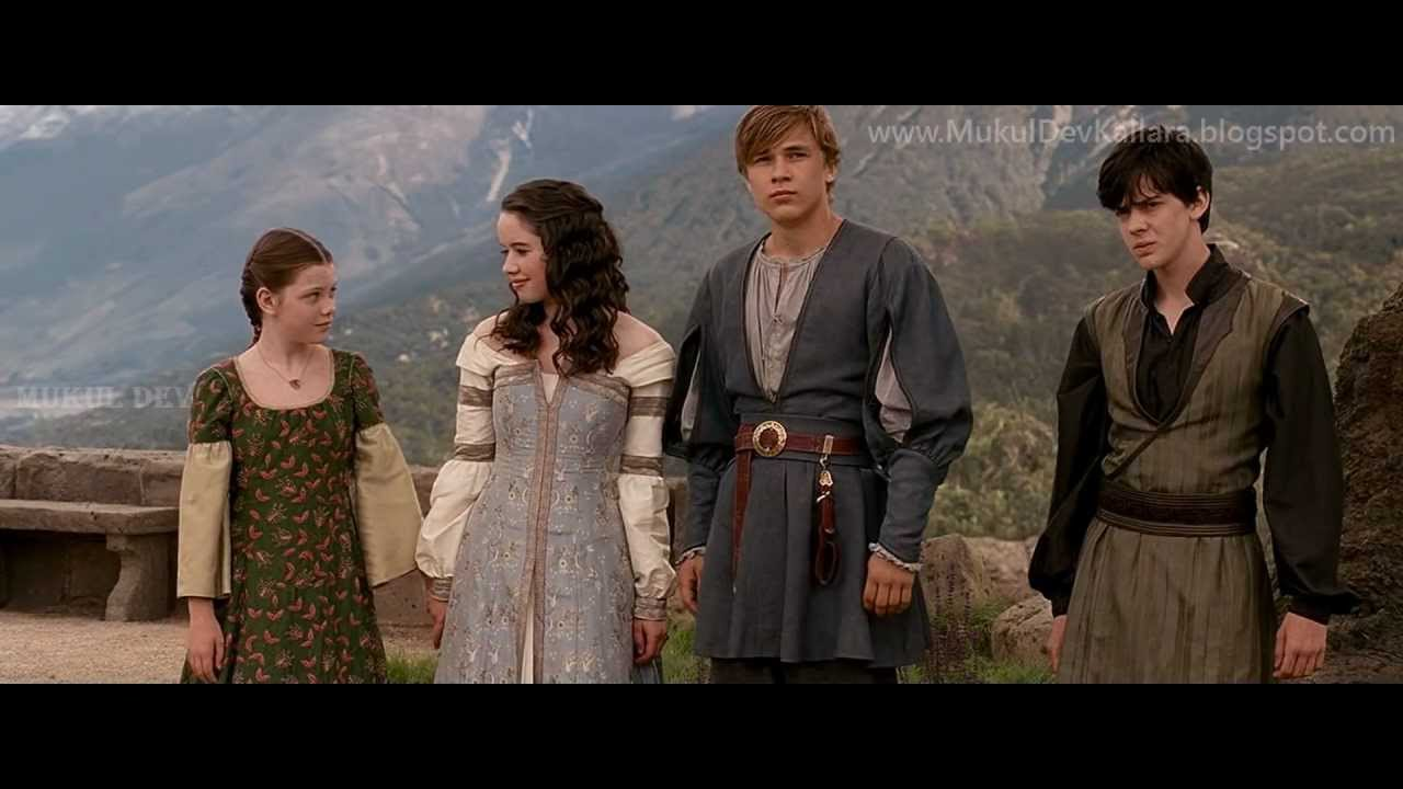 The Chronicles Of Narnia Prince Caspian Lucy Climax song - The Chronicles