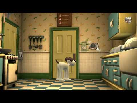Wallace And Gromit's Grand Adventure - Fright Of The Bumblebees HD - Gromit Cooks Breakfast - Part 1