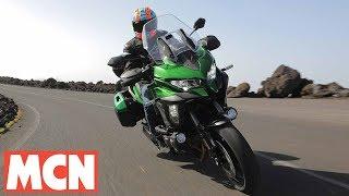 Kawasaki Versys 1000 SE bike review | MCN | Motorcyclenews.com