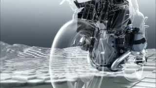 2013 New BMW R 1200 GS Air/water-cooled boxer engine with vertical flow Vol.3