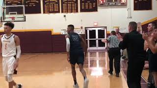 Jeffress reaches 1,000 career points