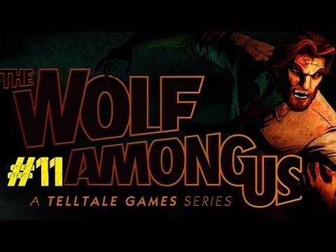 The Wolf Among Us Playthrough: Episode 2 - Smoke & Mirrors | No Boobs On Youtube! (part 11) video