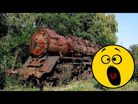 Abandoned Locomotives