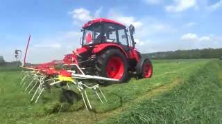 Zielonki 2016 Zetor & Pottinger