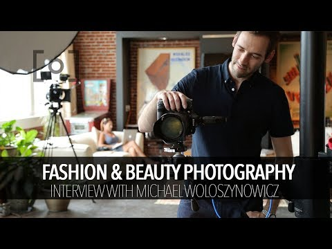 Interview With Fashion Photographer Michael Woloszynowicz | RGG EDU