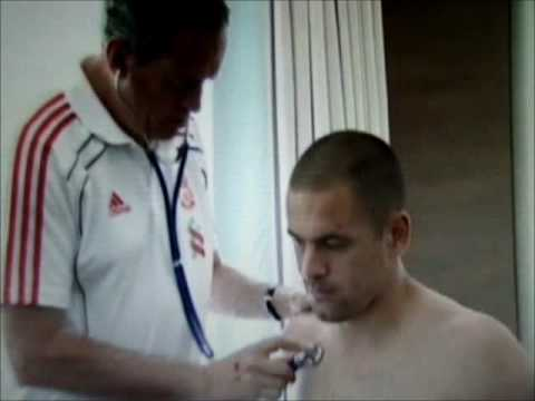Joe Cole's Medical Video