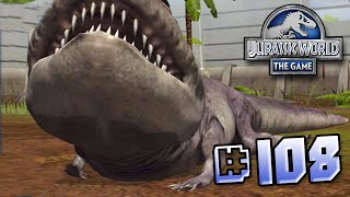 Close up For Koolaid || Jurassic World - The Game - Ep 108 HD