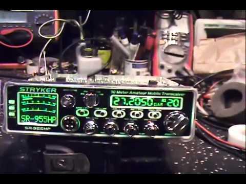 Stryker 955HPC 10 Meter Radio Review Part 3