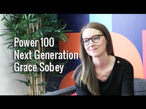 Power 100 Next Generation: Grace Sobey, Unilever