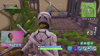 EPIC NEW WHITEOUT SKIN!! FORTNITE BATTLE ROYALE   LIKE LIZZY by Finest news
