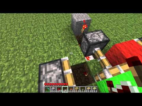 Minecraft - Les MDC #34 Le remplaceur de bloc unique