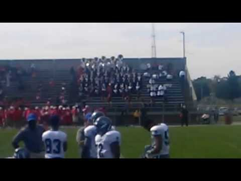 "Proviso West High School - ""NFL Theme Song"""