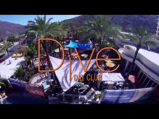 8.30.14 Blasterjaxx- Dive Day Club at Harrah's Resort SoCal