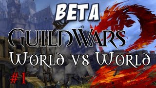 Yogscast - Guild Wars 2_ World vs World Part 1