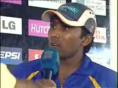 World Cup Cricket Ceremony Sri Lanka Australia Part-2 2006 video