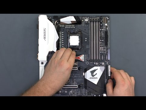 Kaby Lake / Z270 Build - Gigabyte Aorus Z270X Gaming 7 / Intel Core i7-7700K