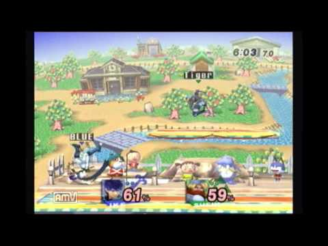 Blue (Ike) vs. BlindSpot (Sheik)