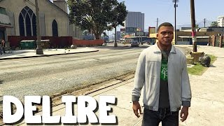 (Video-Delire) GTA 5 sur PS4 - Episode 03