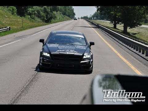 Bullrun 2014: New York to Scottsdale (Episode 3)