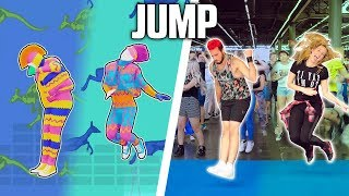 Just Dance JUMP Major Lazer feat. Busy Signal   Gameplay
