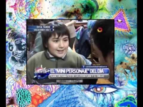 Me gusta el arte, el video de un niño artista que se volvió viral
