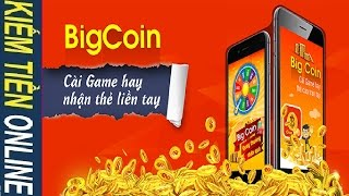 Make money online on your phone - Download Bigcoin to make money for Android and iOS