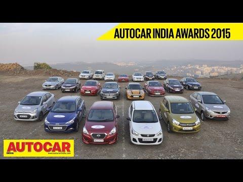 Autocar India Awards 2015 | Jury Round | Part   1