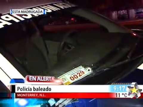 SICARIO DEL GOLFO HIERE A POLICIA ZETA