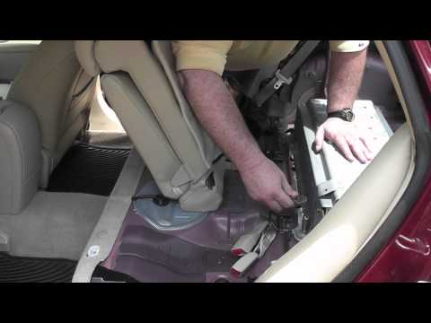 Toyota Prius Gen II Hybrid Battery Replacement - Part 2 of 3