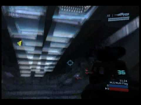 Ogre 1 (Halo 3 Pro) :: MLG Narrows CTF Gameplay :: Nice Snipes!!
