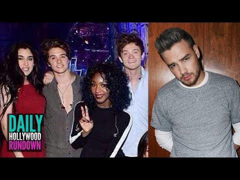 Fifth Harmony DISSED by The Vamps - Liam Payne Announces A Career Change? (DHR)