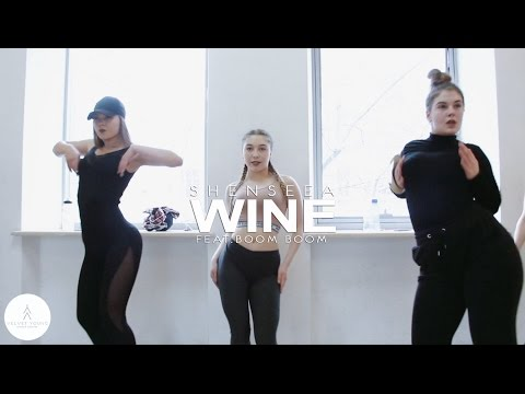 Dance Intensive 14| Shenseea feat. Boom Boom - Wine dancehall by Inna HOT | VELVET YOUNG