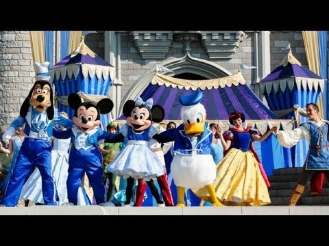 ♥♥ The Dream Along With Mickey Show at Walt Disney Worlds...