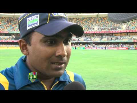 Mahela Jayawardene post match - Jan 18th