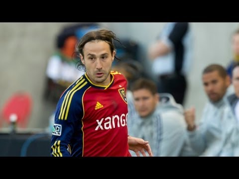 GOAL: Grabavoy opens the scoring early | Chivas USA vs. Real Salt Lake