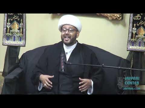 1st Muharram 2019 1441 Sheikh Bilal English Majlis