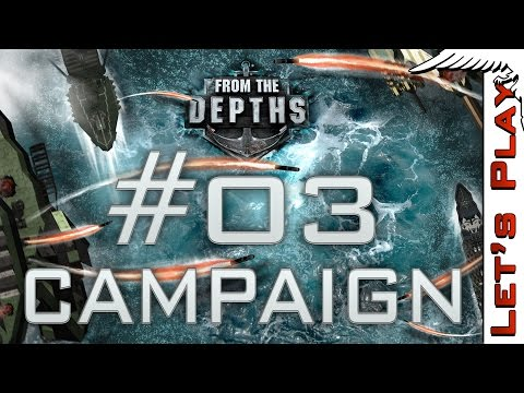 From the Depths #03 Missiles - Let's Play