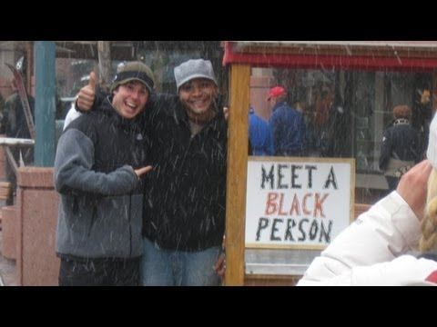 Meet a Black Person