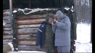 Andrew Hunter, Hunting in Yakutia Topolino!.avi