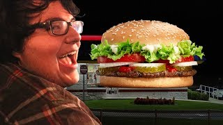 The Fortnite Whopper - Burger King Food Review