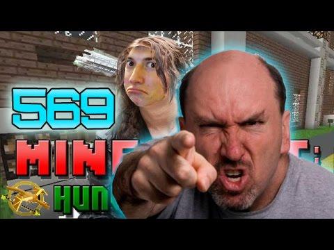 Minecraft: Hunger Games w/Mitch! Game 569 - DUCKBILL MADNESS!