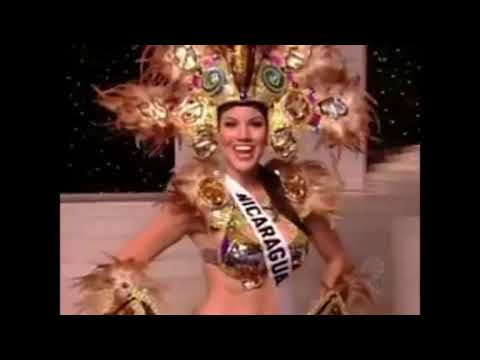 Cristiana Frixione - Miss Nicaragua 2006