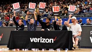 2017 NBA D-League Slam Dunk Contest Presented By Verizon
