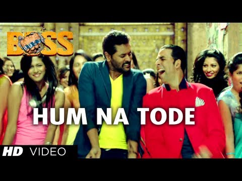 Hum Na Tode Video Song | Boss | Akshay Kumar Ft. Prabhu Deva video