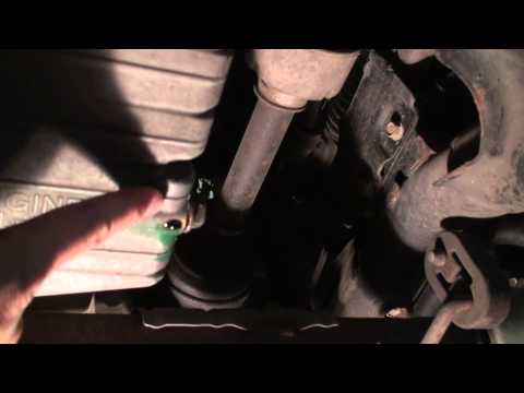 DIY Honda Civic Acura 1.7 EL Engine Oil and Filter Change