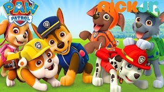 Paw Patrol Best Of Paw Patrol Rescue Run Games For Kids